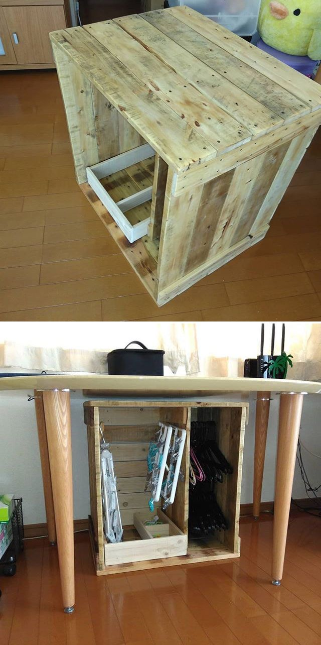 Pallet storage craft