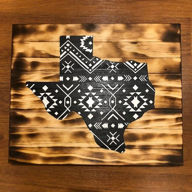 Pallet country art