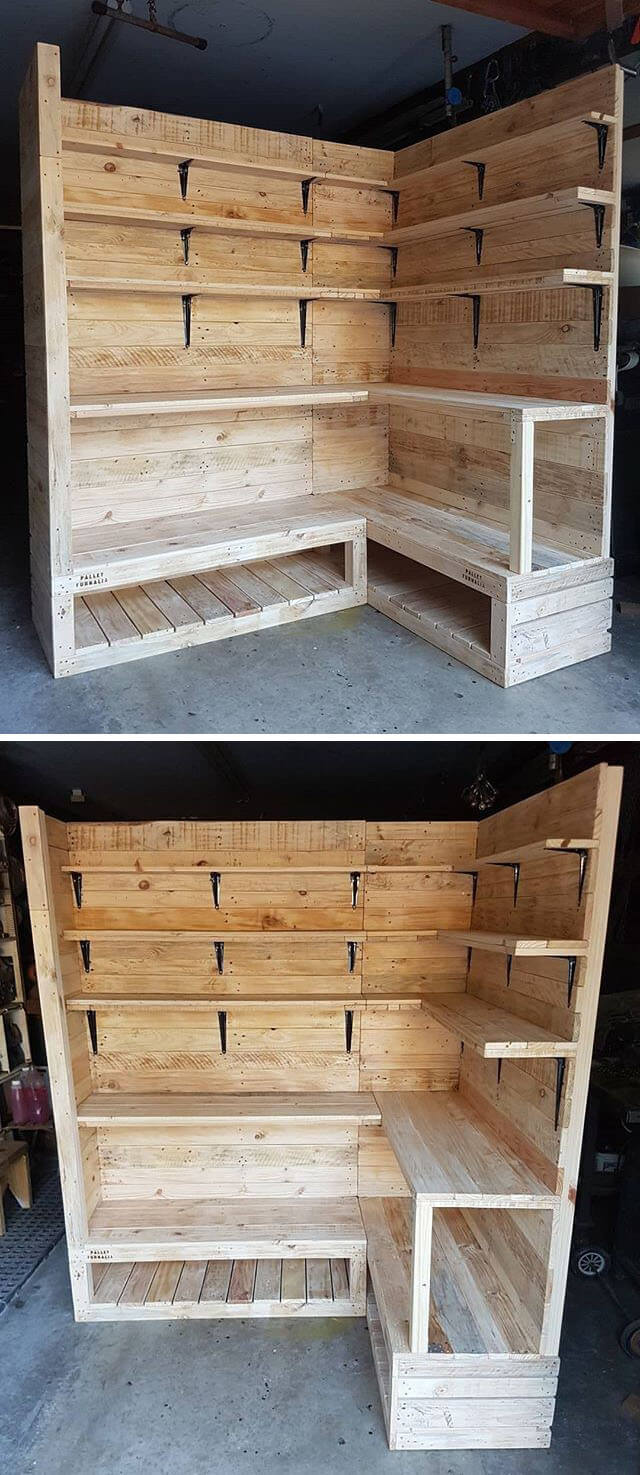Pallet Shelf furniture