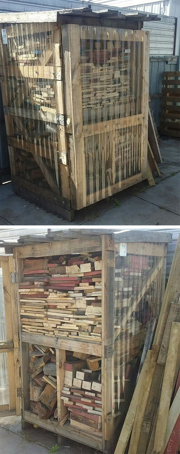 pallet garden project ideas